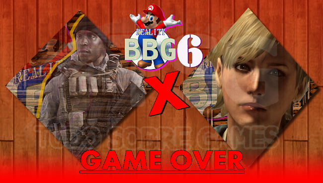 GAME OVER BBG 6