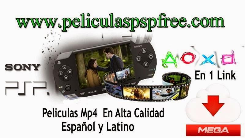 PSP PELICULAS