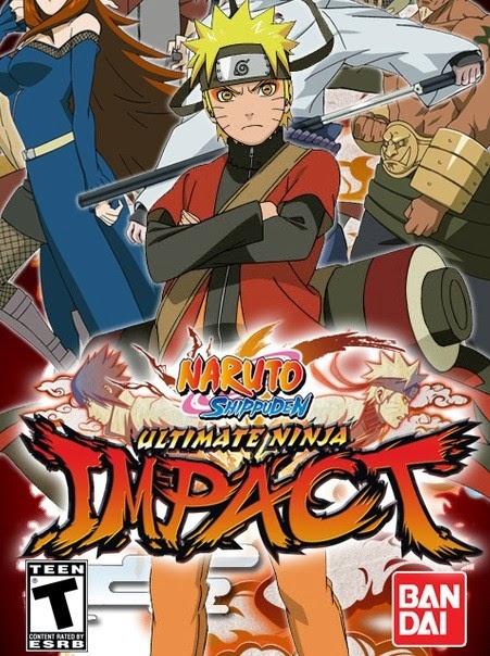 Naruto Shippuuden 2012