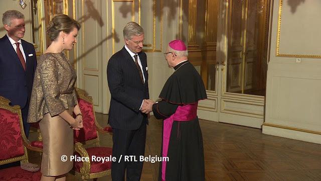 NATAN Dress Queen Mathilde