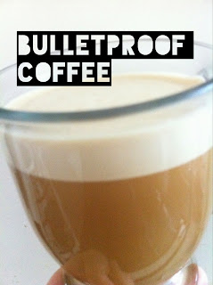 Bullet Proof Coffee  - Coconut Oil & butter really makes this an amazing breakfast!