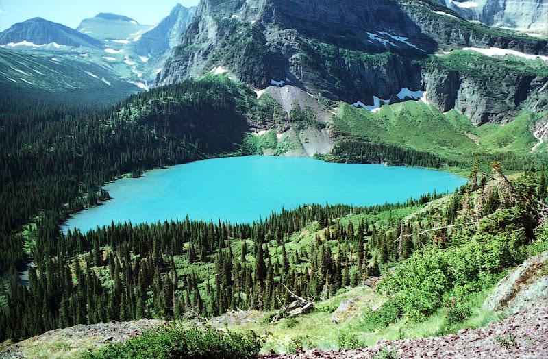 TOP WORLD TRAVEL DESTINATIONS Glacier National Park Canada
