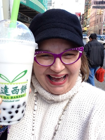 Fay Da Bakery Bubble Tea (Chinatown) NY 2015
