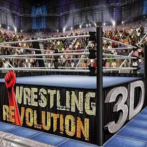 Wrestling revolution 3d 1 420 apk mod apk full premium download elite