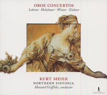 LEBRUN, L.A.: Oboe Concerto No. 7 / HOLZBAUER, I.: Oboe Concerto in D Minor / WINTER, P.: Oboe Concerto No. 2