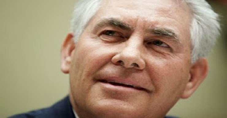 ExxonMobil's CEO Asks 'What Good Is It to Save the Planet' - Rex Tillerson