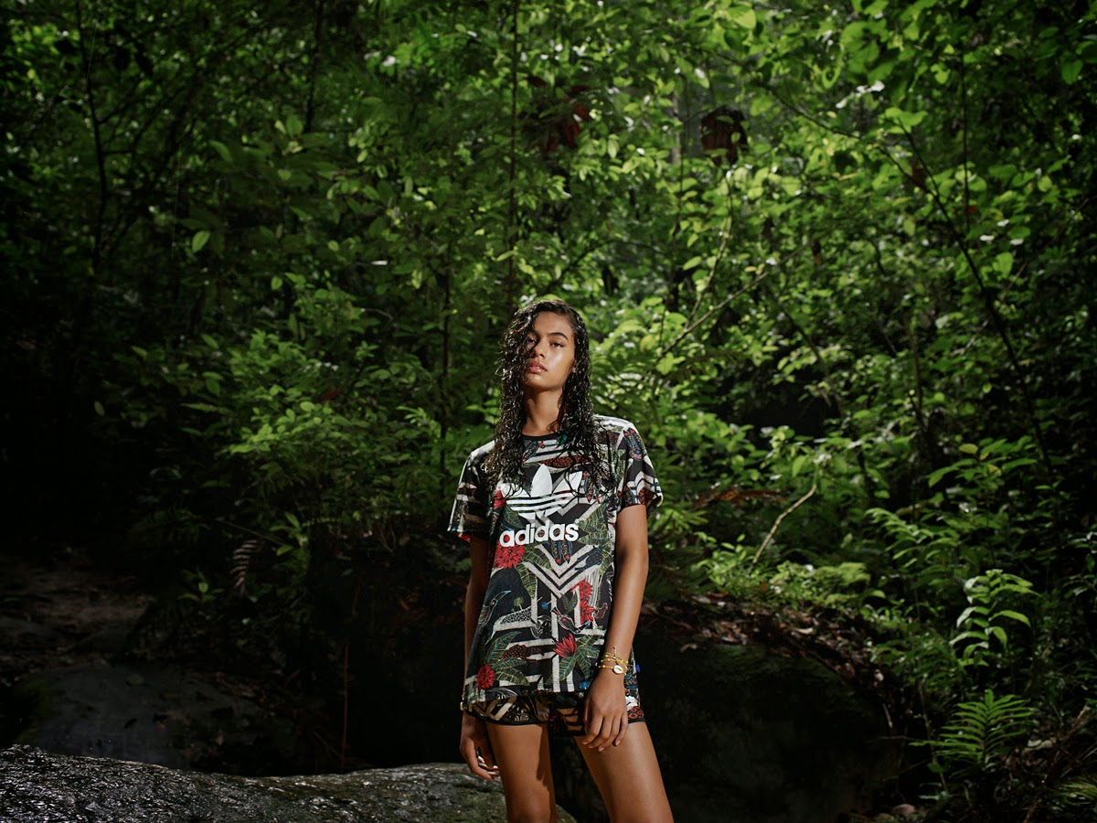 Adidas Originals x The Farm Company Spring/Summer 2015 Lookbook