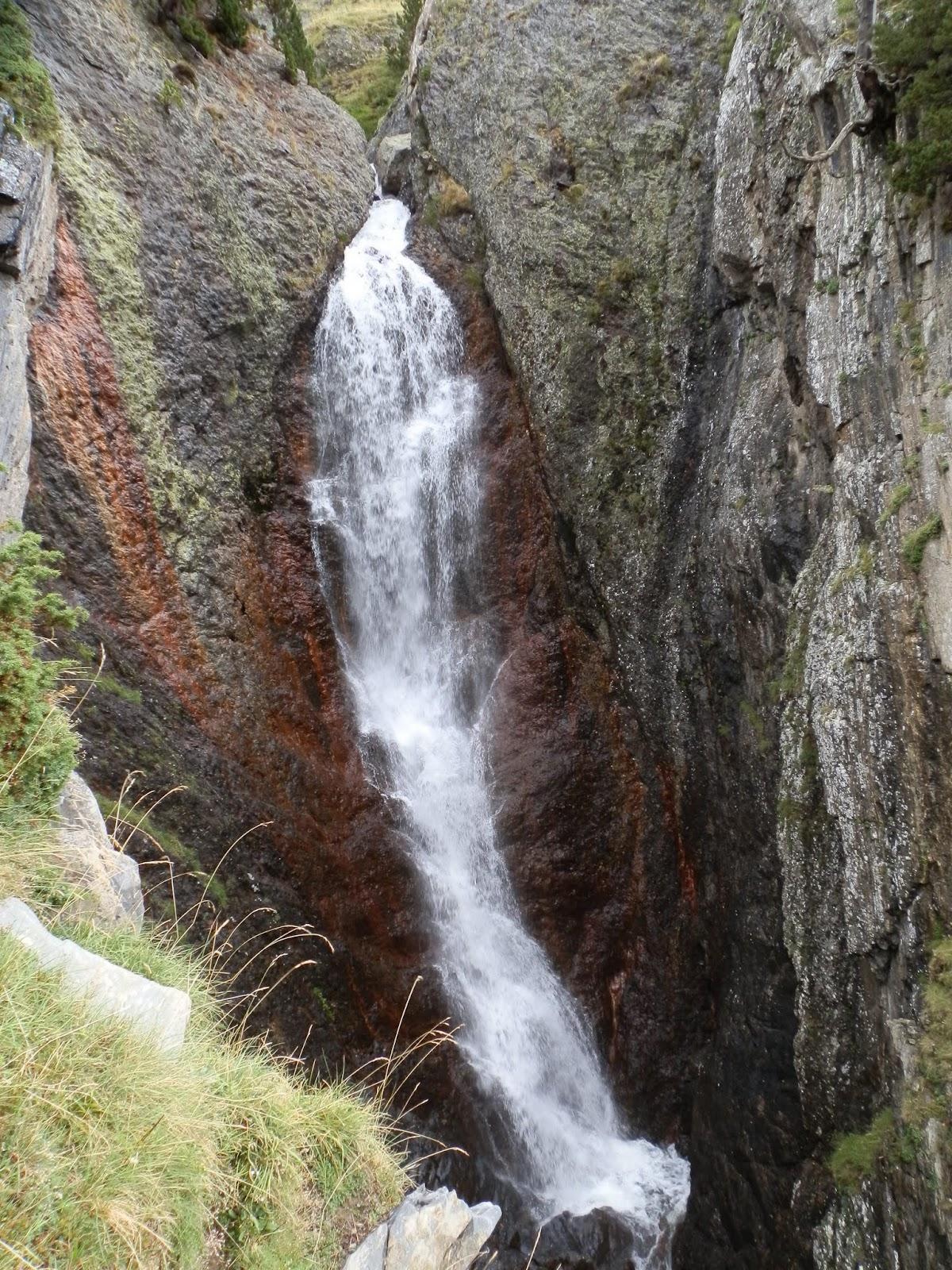 Cascada de Clarabide