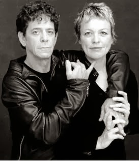 Lou Reed & Laurie Anderson