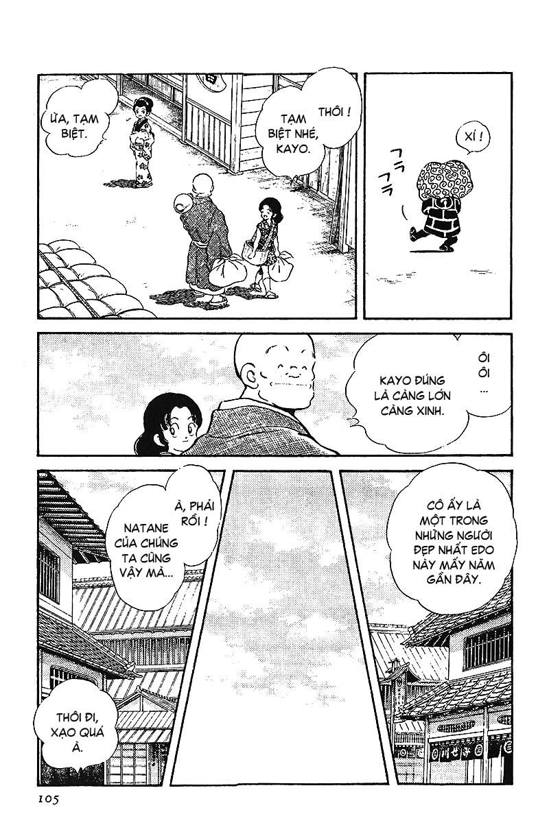 Nijiiro Togarashi - Ớt Bảy Màu chap 5 - Trang 11