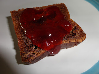 Jam on Chocolate Soreen