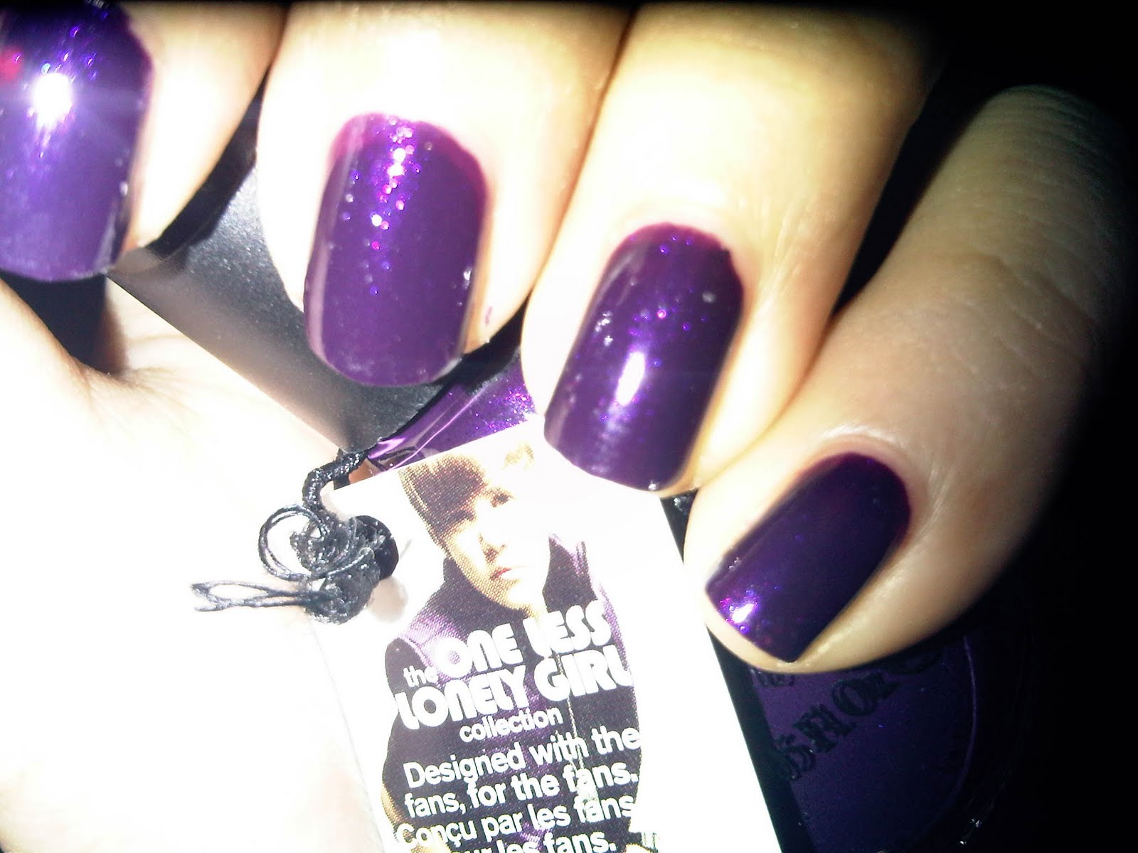 NAILheartINK: Nicole by OPI, Justin Bieber \