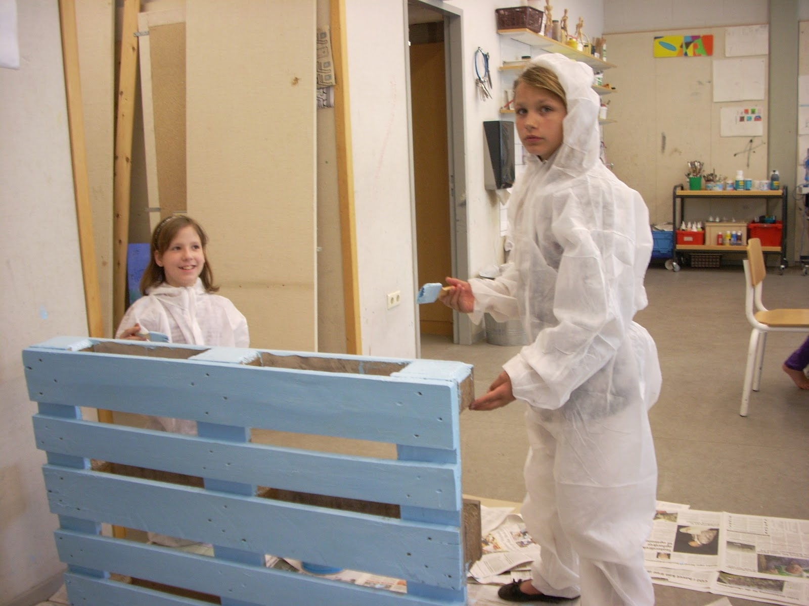 Kreaholdet på jørgensby skolen: august 2012