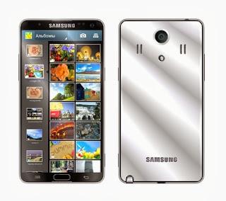 Samsung galaxy note specs