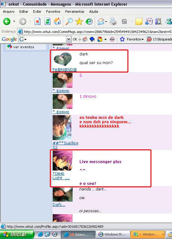 Como ver fotos bloqueadas do orkut 2012 84