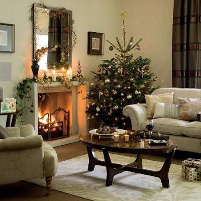Cool Christmas Tree Decorating Ideas for 2012