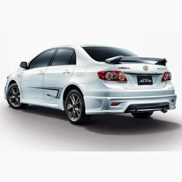 add on Toyota Altis TRD Sportivo 2 11-13
