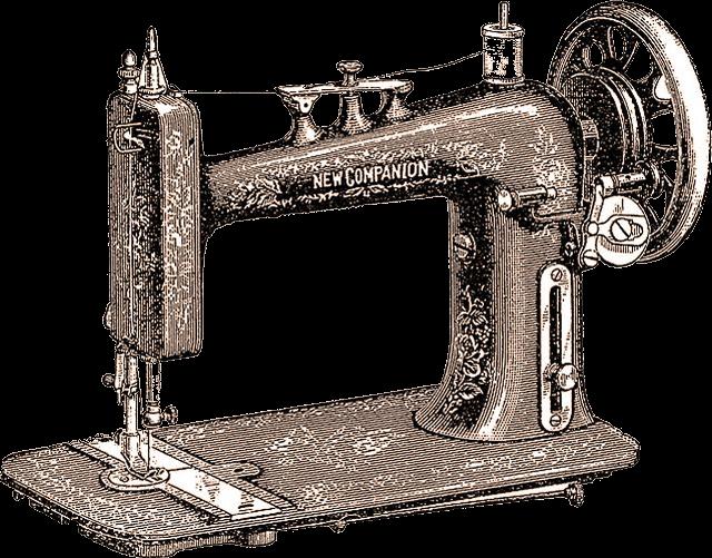Los gr ficos del gato imagenes maquinas de coser for Maquinas de coser zaragoza