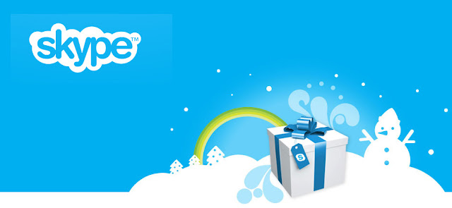 USE SKYPE TO MAKE FREE INTERNATIONAL CALLS FOR ONE MONTH