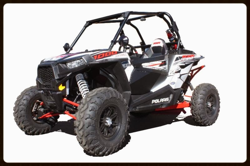 Door Panel & Slammer Kit For The RZR XP1K