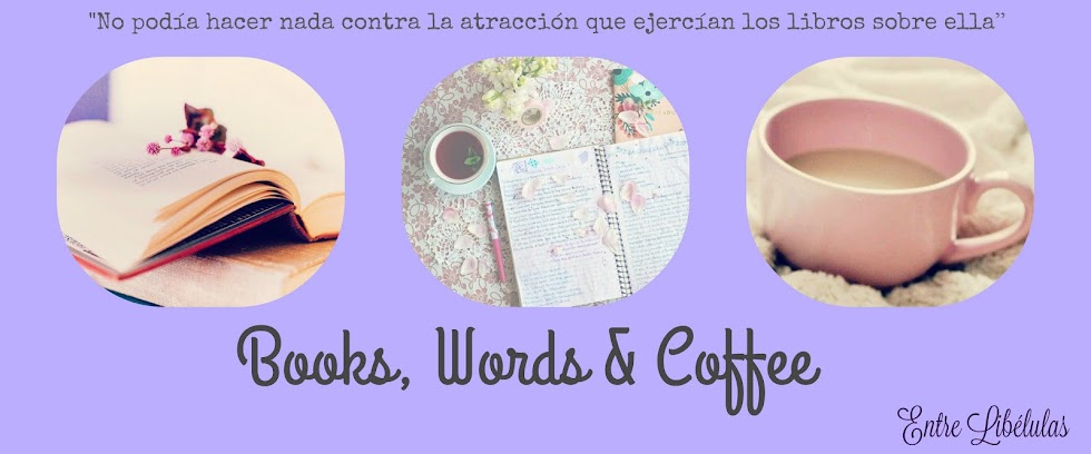 Entre Libélulas: Books, Words & Coffee