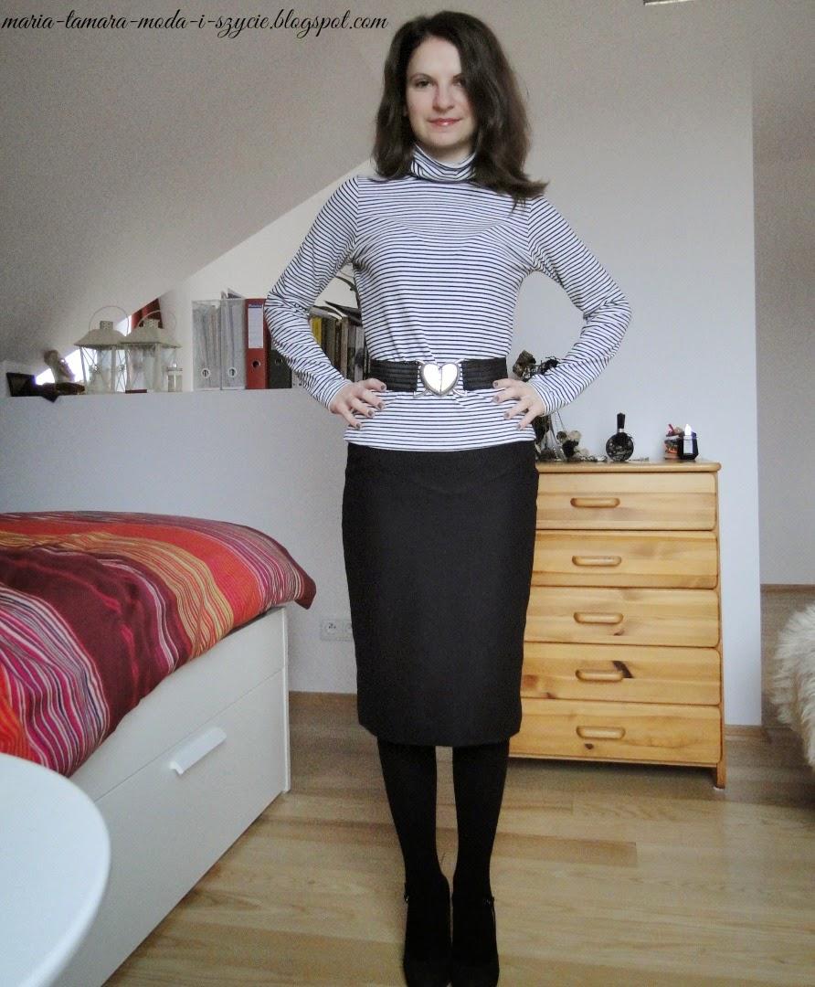 spódnice ołówkowe