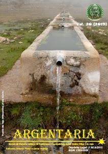Argentaria vol. 20 (2019) ABIERTO