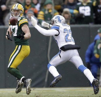 Jordy Nelson makes Matt Flynn look good