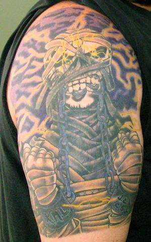 Eddie-Iron-Maiden-Power-Slave-tattoos