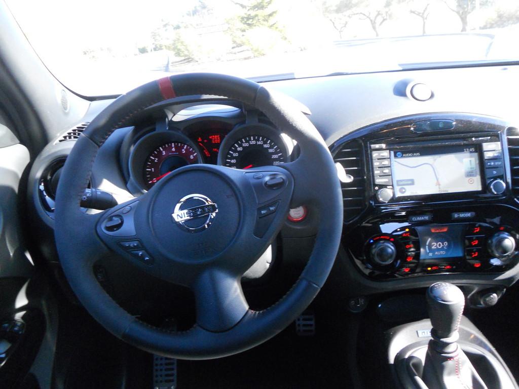Nissan juke nismo japanischer einstiegs sportler myauto24 for Nissan juke innenraum