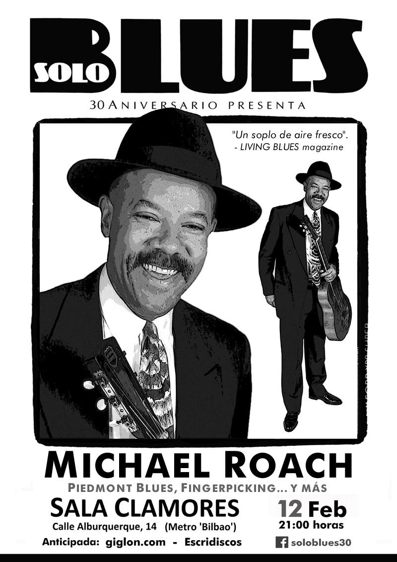 MICHAEL ROACH - Piedmont Blues