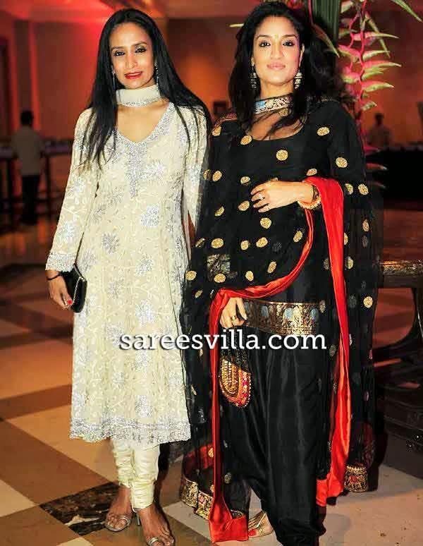 Suchitra Pillai and Sandhya Mridul