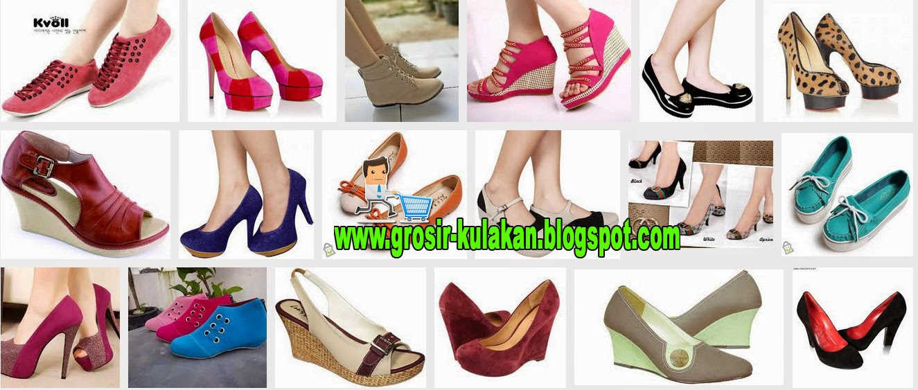 Distributor Sepatu Wanita