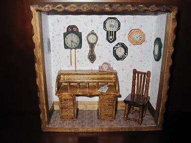 Sala de los relojes
