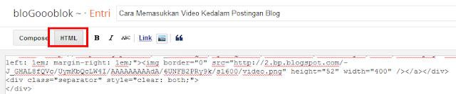 Cara Memasang Video Youtube di Blog