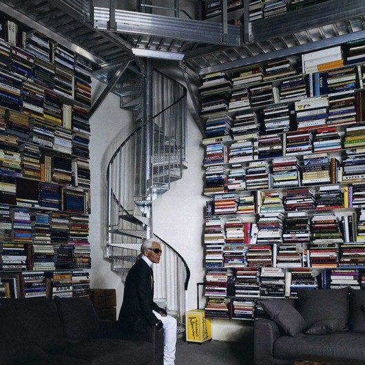 37 Home Library Design Ideas With A Jay Dropping Visual: House Furniture