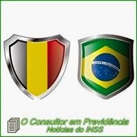 Acordo previdenciário entre Brasil e Bélgica.