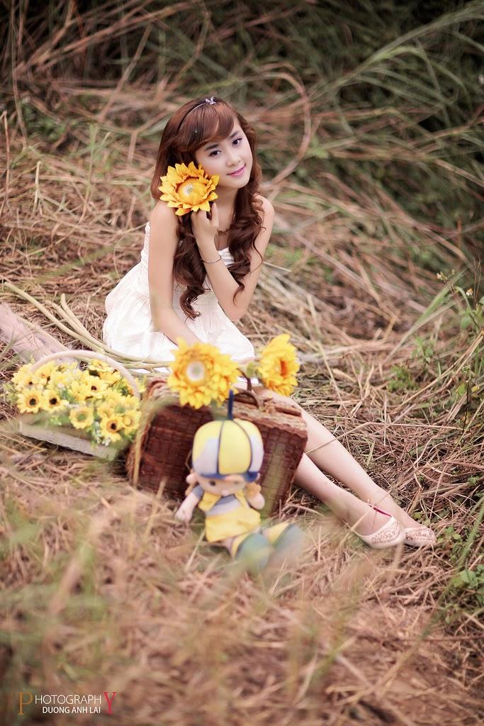 Ảnh đẹp girl xinh Việt Nam chất lượng HD - Ảnh 21
