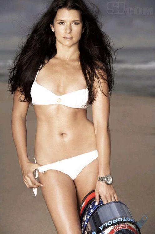 Beach Wear: Danica Patrick swimsuit and bikini pictures ...