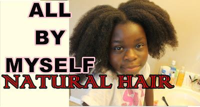 Natural Hair Kids DiscoveringNatural