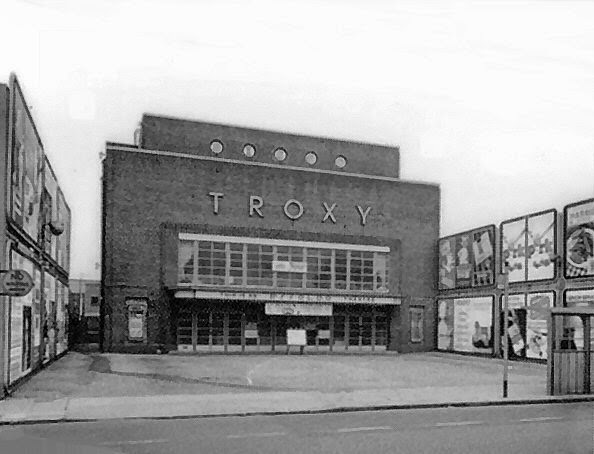 The Troxy in Fratton Road