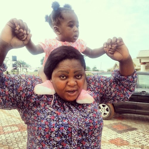 eniola badmus mercy johnson daughter