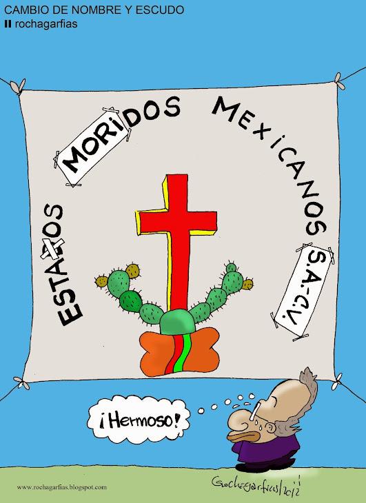 Nuevo lema del Escudo Nacional.