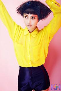 Cute chinese actress Jia Qing