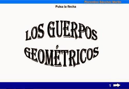 Cuerpos geométricos. Teoría.