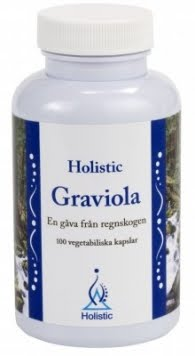 Graviola czysta Annona murcata Holistic 350mg