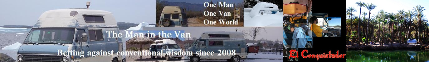 The Man in the Van