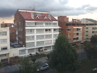 Apartment for rent in Bogota Colombia