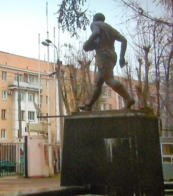 estatua de Streltsov