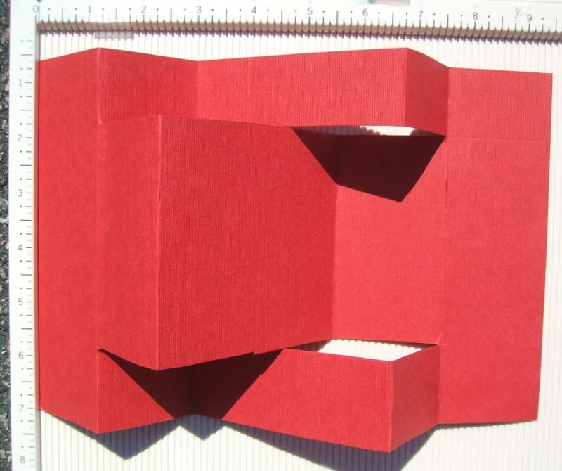 A Prata Design Tri Shutter Card Step By Step Instructions
